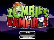 Zombies vs Vampiros